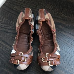 Burberry Ballet Flats Size 36